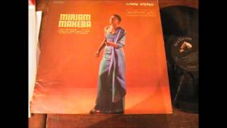miriam makeba saduva 1960 living stereo lp my favorite version