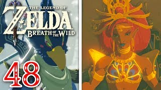 Révali & Urbosa | ZELDA BREATH OF THE WILD #48
