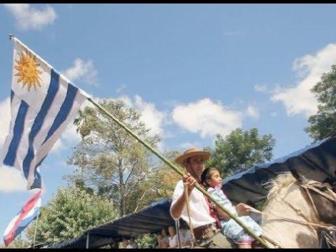 (Doku 2017!) Reise durch Amerika - Ein Gaucho-Treffen in Uruguay HD