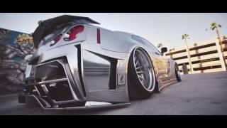 Kuhl Racing's   Chrome GT R