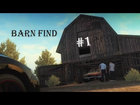 Forza Horizon 2 Barn Find 1 Sisteron