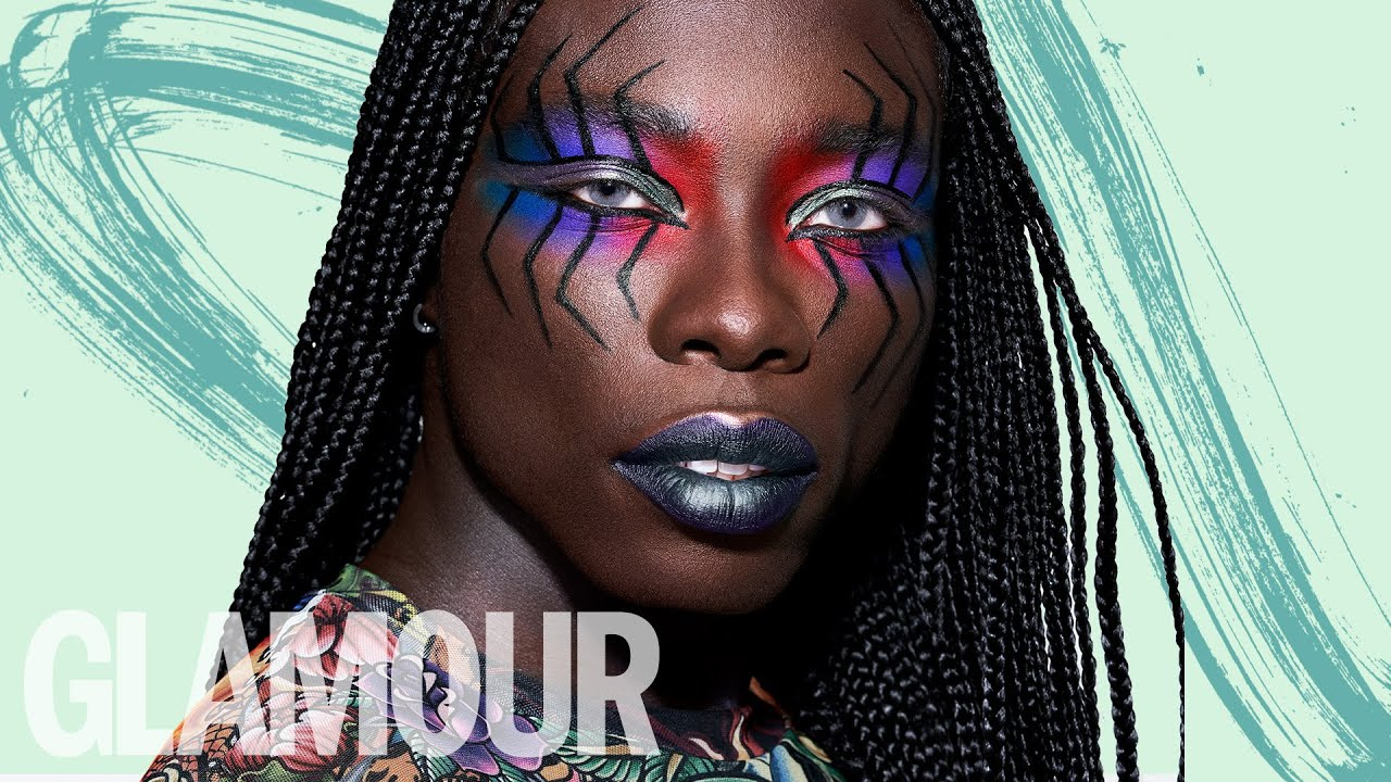 Glamour Tutorials: The Neon Spider | GLAMOUR UK x BOOTS UK