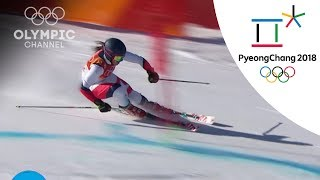 Barahona and Schleper finally made their debut in PyeongChang | Winter Olympics 2018 | PyeongChang