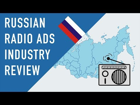 How the Radio Advertising Industry in Russia Works?
