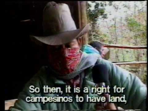 Zapatistas - Last Voyage to Chiapas of the Red Lightning