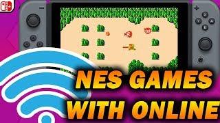 The Legend Of Zelda ONLINE!!! NES Online Nintendo Switch Concepts! (RTE3 Day 3)