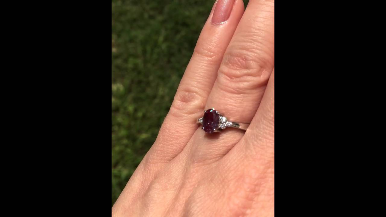rings antique ring alexandrite engagement art masters meaning