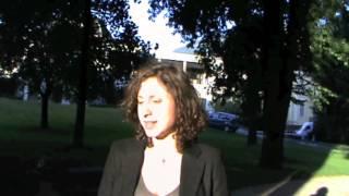 """""""Du vent dans mes mollets"""" Carine Tardieu au Cinaixtival 2012"""