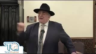 Pick Out The Chelbena - R. Paysach Krohn - TorahAnytime.com