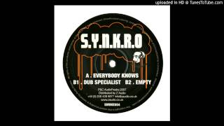 Synkro - Everybody Knows