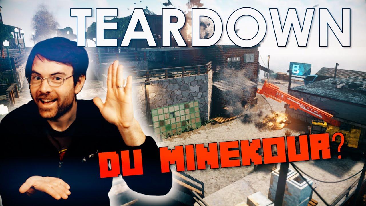 Download TEARDOWN! Braquage à la va-vite! [Découverte]
