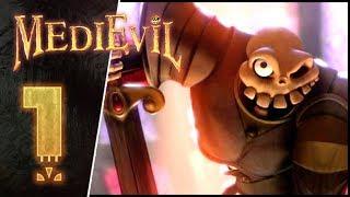 MediEvil [Remake] Walkthrough Part 1 (PS4) 100% No Commentary
