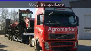 Urządzenia rolnicze nawozy Wiewiecko Agromarket