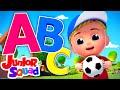 Lagu ABC   Kartun pendidikan anak   edukasi   Junior Squad Indonesia   Bayi sajak