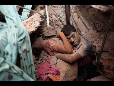Bangladesh factory collapse documentary | The Full Story of the ...