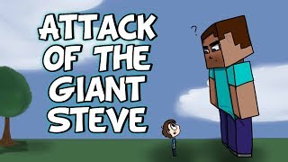 One of Double's most viewed videos: ATTACK OF THE GIANT STEVE - Gmod Sandbox
