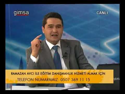 Emre Ozkan TV Programı (Matematik)