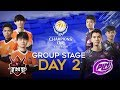 EACC Winter 2019: Group Stage Day 2 (13/12/2019)