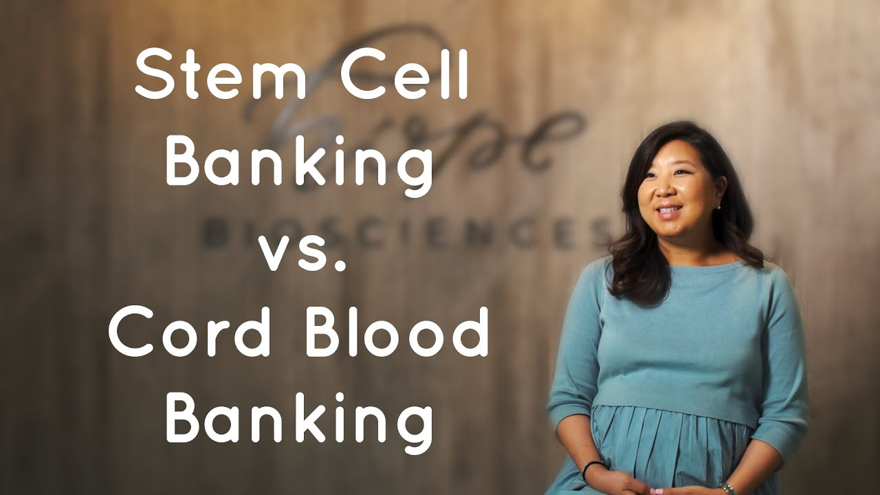 Stem Cell Banking vs Cord Blood Banking