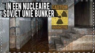 IN EEN VERLATEN NUCLEAIRE SOVJET UNIE BUNKER