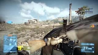 BF3 (PC) Gameplay - M240B Rampage