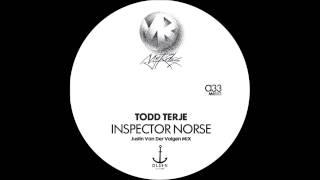Todd Terje Inspector Norse Justin Van Der Volgen Mix