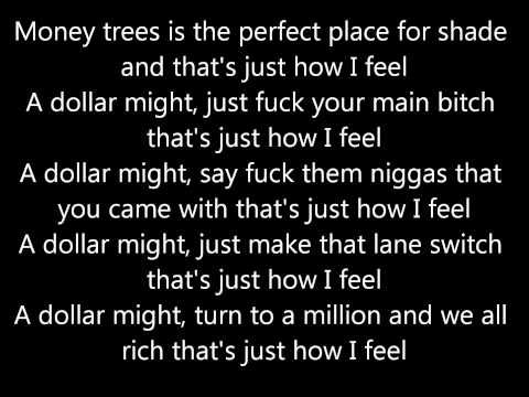 Kendrick Lamar ft. Jay Rock - Money Trees