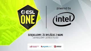 ESL One Cologne 2019   Ćwierćfinały   Dzień 4 - Na żywo