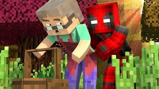 5 COISAS QUE O DEADPOOL FARIA NO MINECRAFT ‹ Minecraft Machinima ›