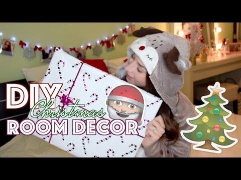 DIY CHRISTMAS ROOM DECOR | Sylwia Lipka