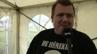 Op de camping van Veenhoopfestival 2011