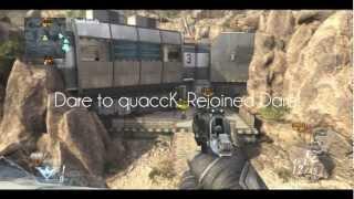 Sick New Black Ops 2 Trickshot | Dare to quaccK