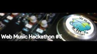 Web Music ハッカソン #5
