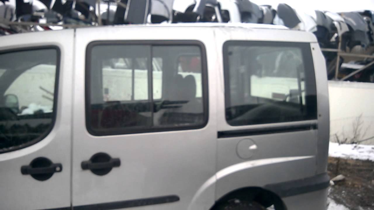 фиат беринго 2005-2008г