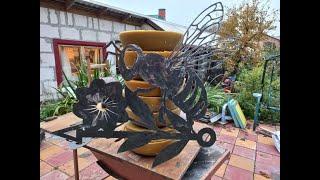 Флюгер на дом пчеловода.  Важное сообщение для пчеловодов.