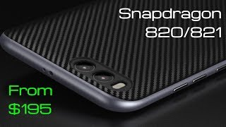 5 Best Snapdragon 820/821 Phones under $300