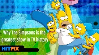 Is The Simpsons The Greatest TV Show EVER ??
