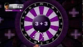 Smart Shot darts Kinect Sports Season Two Xbox 360 720P gameplay