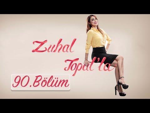 Zuhal Topal'la 90. Bölüm (HD) | 27 Aralık 2016