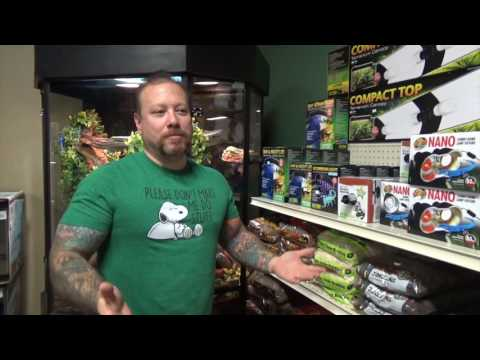 REPTILE BEDDING REVIEW