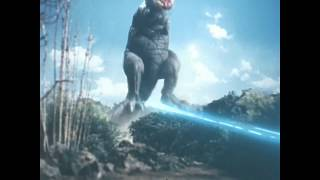 This T-rex is stomping around , avoiding lazers, and ready to squash you like a bug!