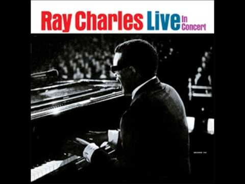 Ray Charles LIVE in concert 1964