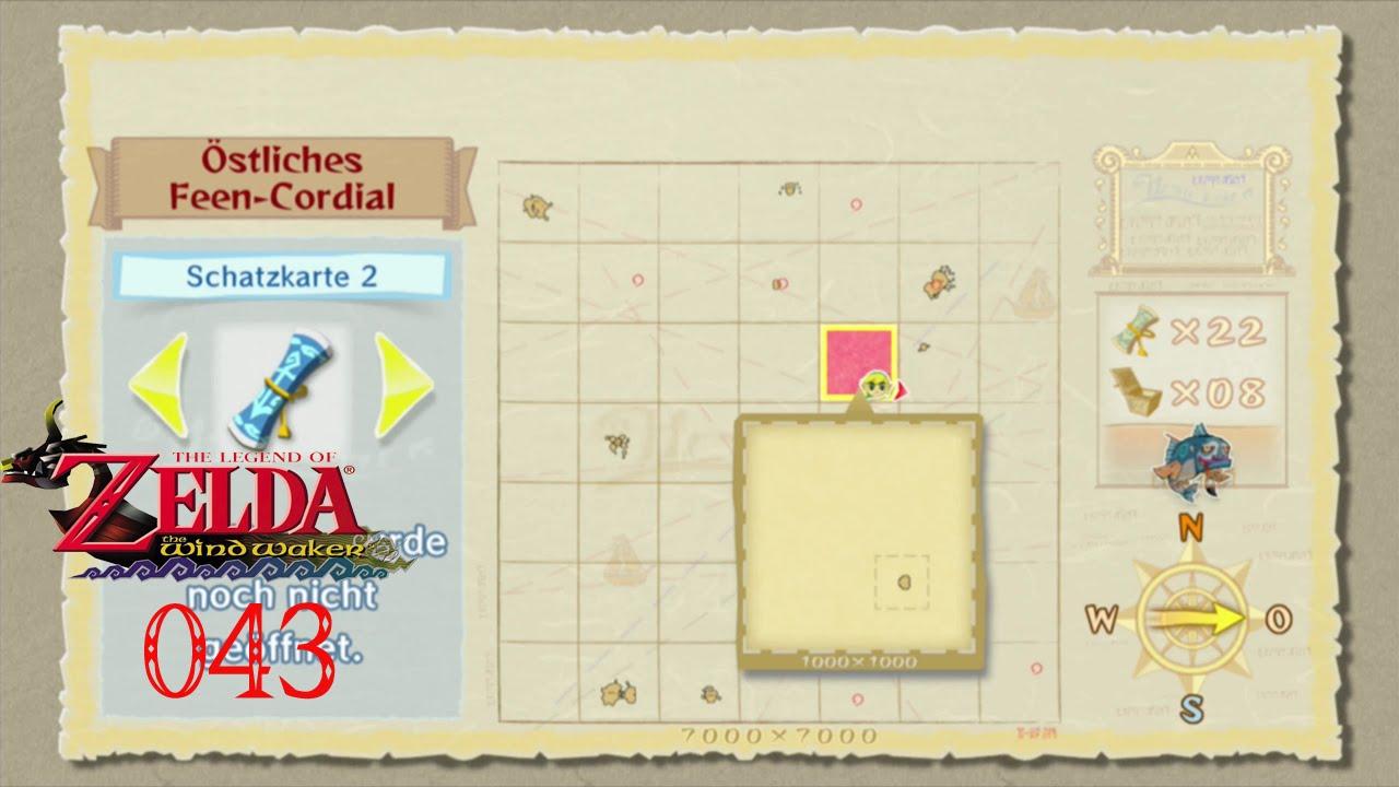Zelda Wind Waker Karte.Let S Play The Legend Of Zelda The Wind Waker Hd Part 43 Die Komplette Karte Komplettiert
