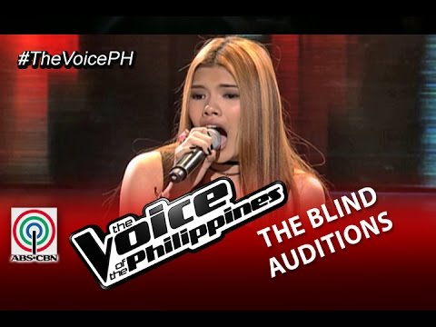 "The Voice of the Philippines Blind Audition ""House of the Rising Sun"" by Kristina Ng (Season 2)"