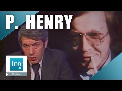 L'affaire Patrick Henry   Archive INA