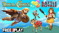 Royal Crown ★ Gameplay ★ PC Steam [ Free to Play ] game 2020 ★ Ultra HD 1080p60FPS