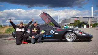 True Cousins - Worlds quickest electric drag car and bike
