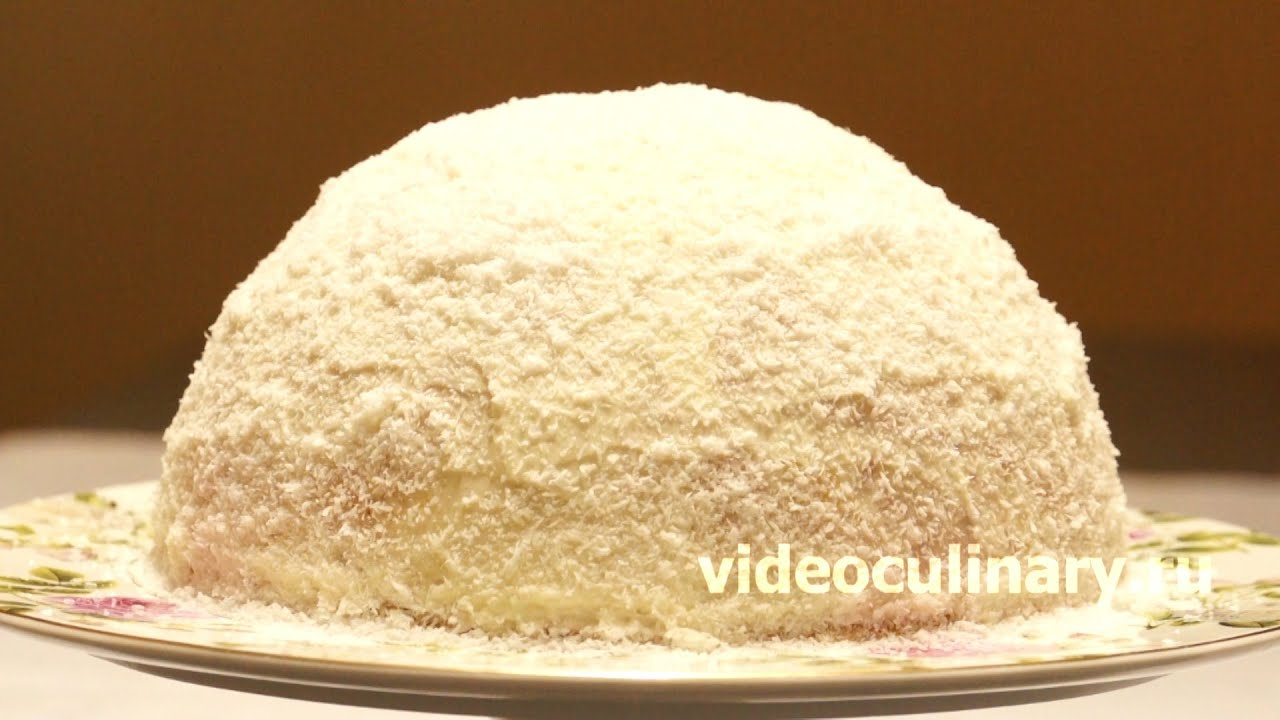 рецепт торт рафаэлло бабушка емма