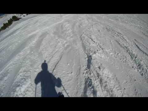 Loveland Ski Area Top To Bottom - 3/11/2018