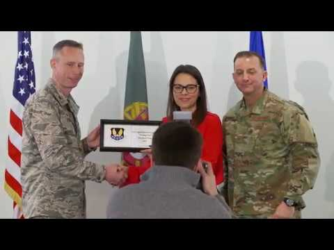 Annual Awards and Unsung Heroes at Lajes Field